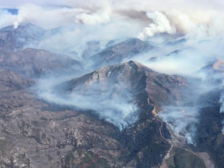 Tourists Still Lighting Illegal Campfires in BigSur